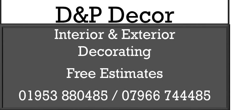 D & P Decor