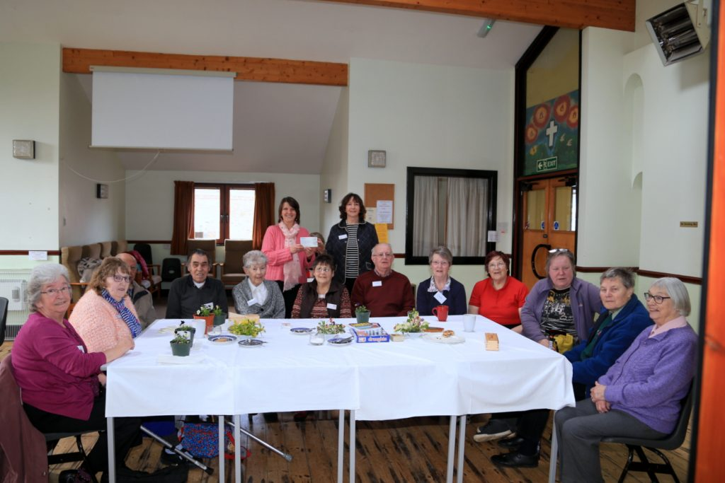 Wayland Memory cafe featured image