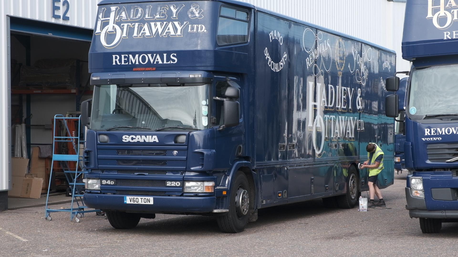Hadley & Ottaway Ltd