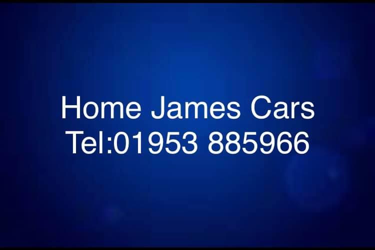 Home James Cars Ltd