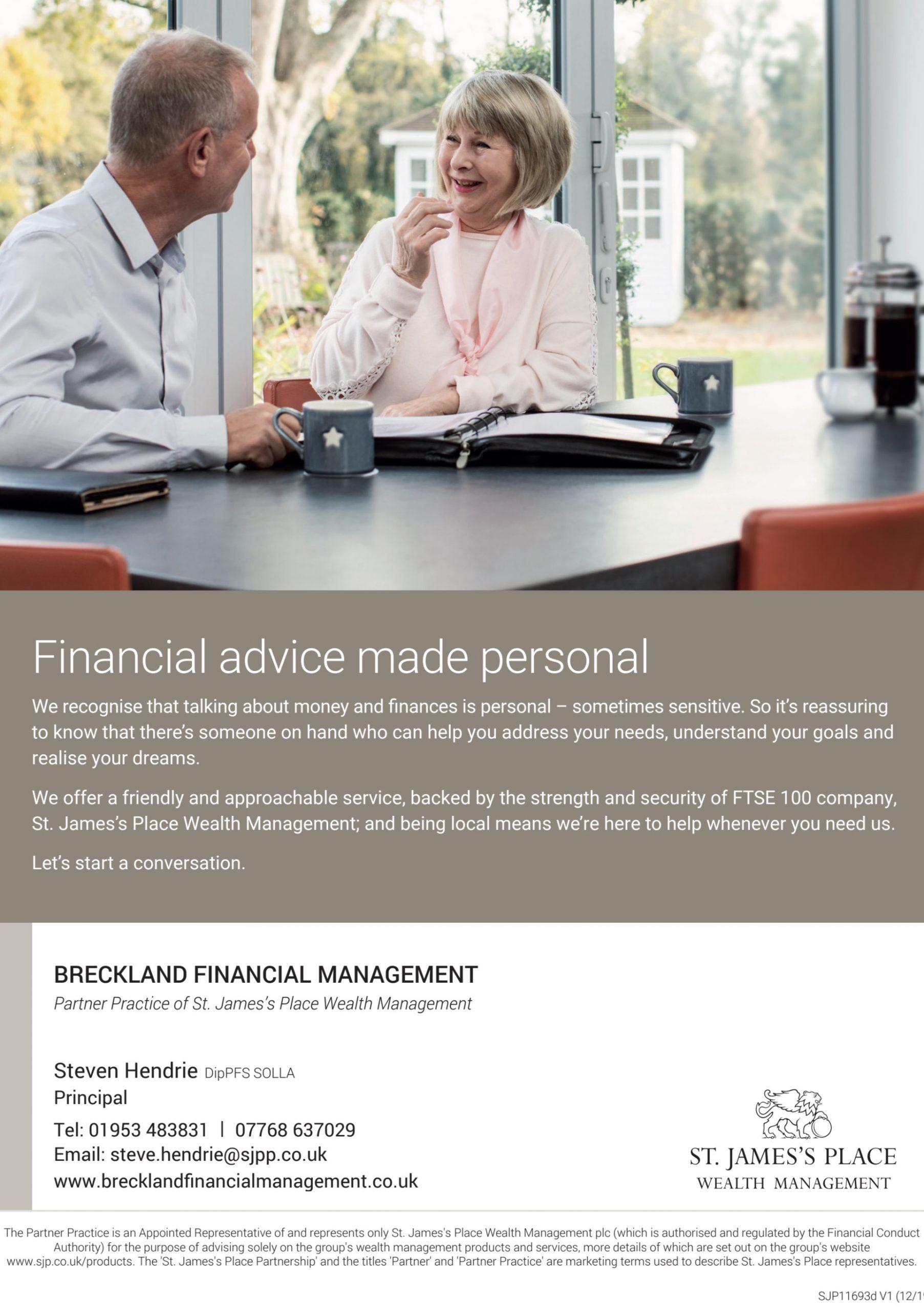 Breckland Financial Management